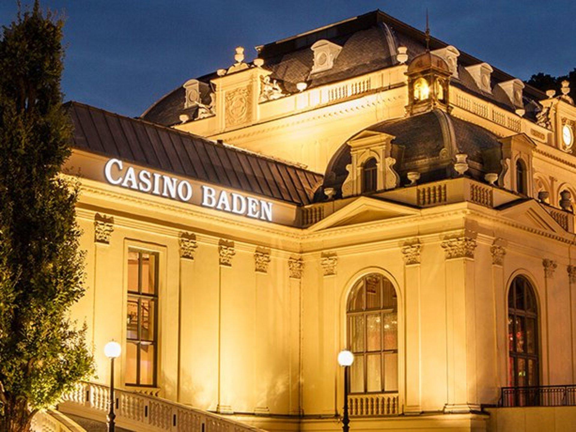 Casino Baden Reservierung